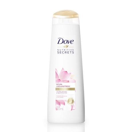 Dove Shampoo Nutritive Secrets Ritual Liso y Nutrido 400ml