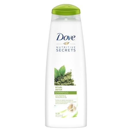 Dove Nourishing Secrets Detox Ritual Szampon do włosów 400ml