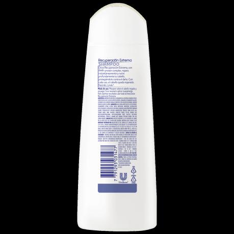 PNG - Dove Nutritive Solutions Shampoo Recuperación Extrema 200ml