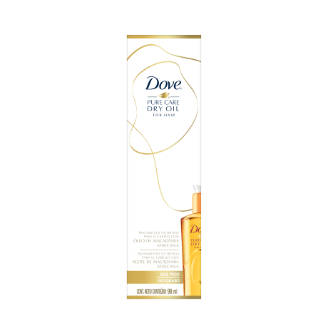 Dove Oleo Elixir 98ml