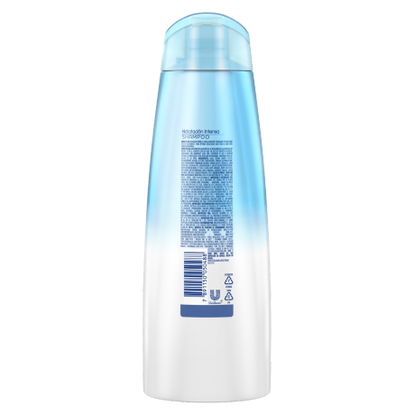 PNG - Dove Shampoo Hidratación Intensa 400ml