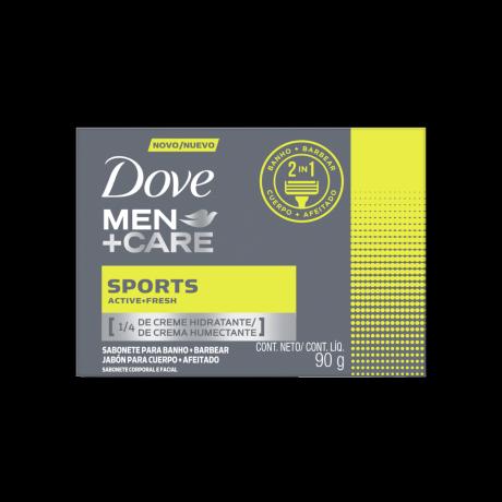 Men+Care Shampoo 2en1 Active + Fresh