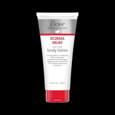 Dove DermaSeries Loción Corporal Calmante Eczema Relief 200ml