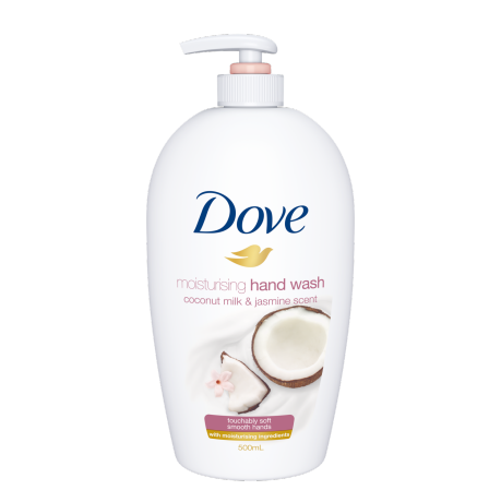 Dove Hand Wash Coconut & Jasmine 500ml