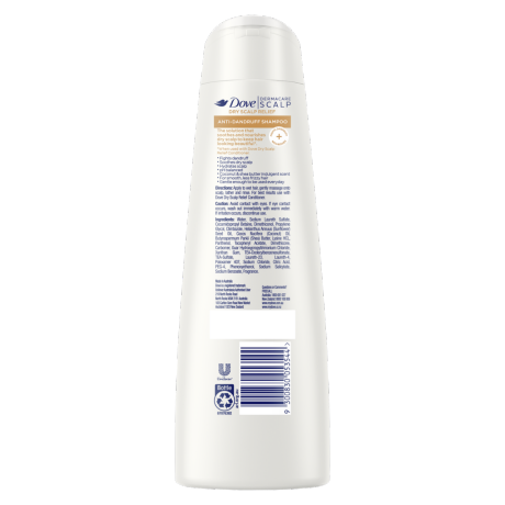 PNG - Dove Shampoo Ad Dry Scalp Relief 300 ML