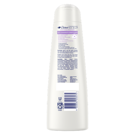 PNG - Dove Conditioner Ad Soothing Moisture 300 ML