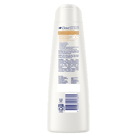 PNG - Dove Conditioner Ad Dry Scalp Relief 300 ML