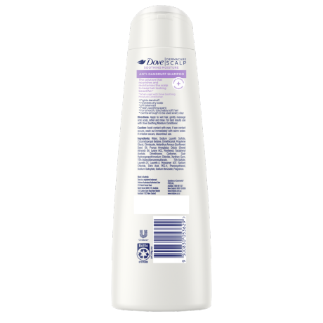 PNG - DOVE SHAMPOO AD SOOTHING MOISTURE 300 ML