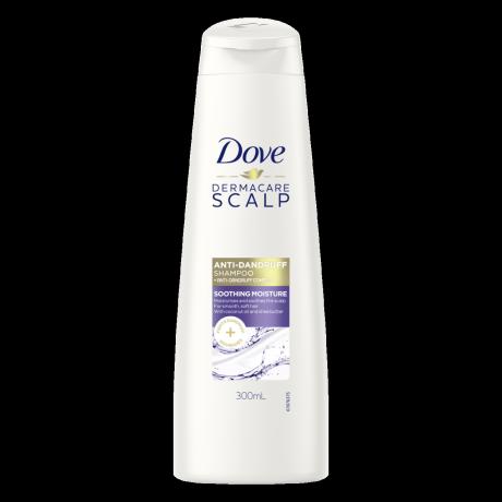 Dove Soothing Moisture Anti Dandruff Shampoo 300ml