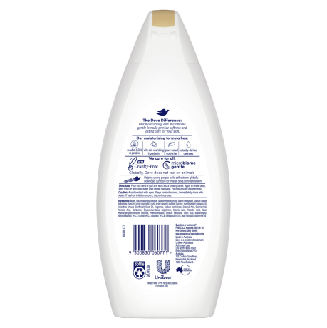 PNG - DOVE BODY WASH PROTECTING CARE 500 ML