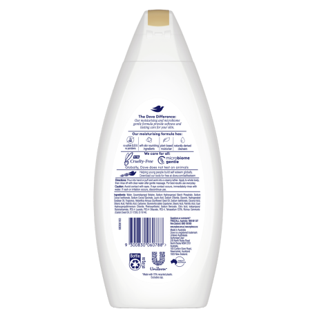PNG - DOVE BODY WASH RESTORING CARE 500 ML