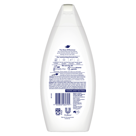 PNG - Dove Body Wash RESTORING 500 ML