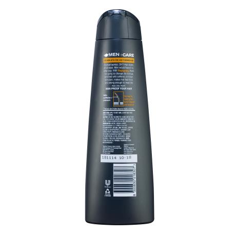 Dove Mens Shampoo Thickening 300ML