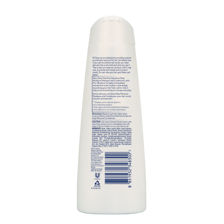 Daily Moisture Shampoo 320mL