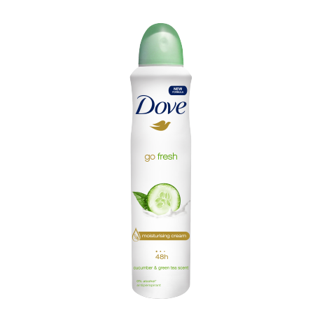Dove Antiperspirant Aerosol Cucumber 250ml