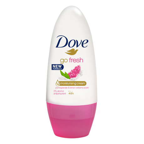 Dove Antiperspirant Roll on Pomegranate 50ml