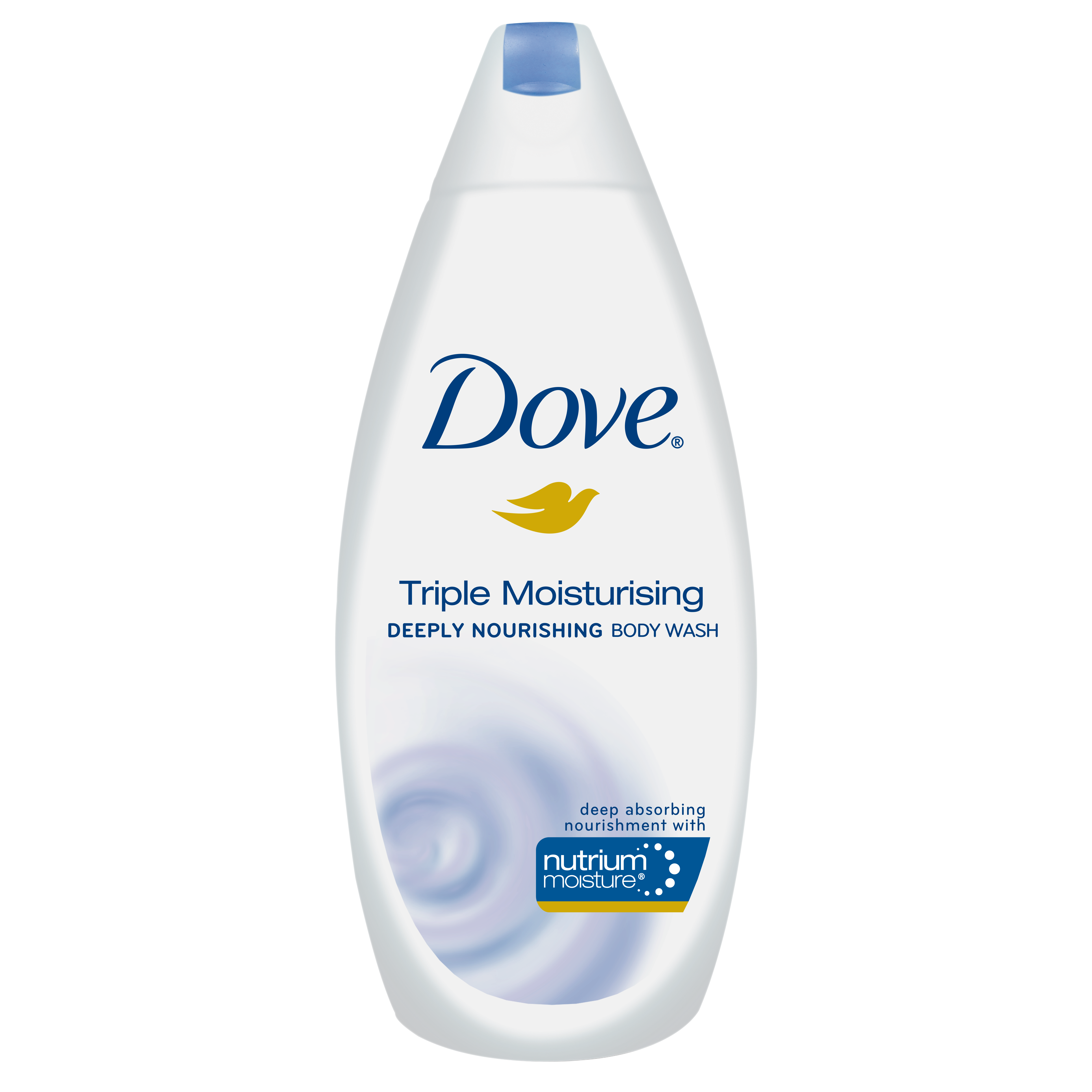 Bath In Shower Dove Triple Moisturising Body Wash
