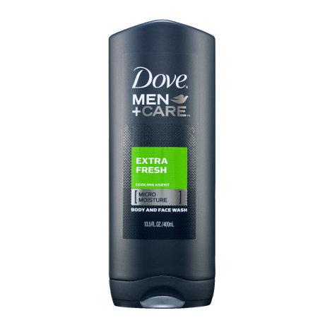 Dove Men+Care Extra Fresh Body Wash 400ml