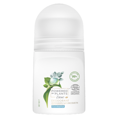Powered by Plants Eucalyptus Deodorant-Roll-on