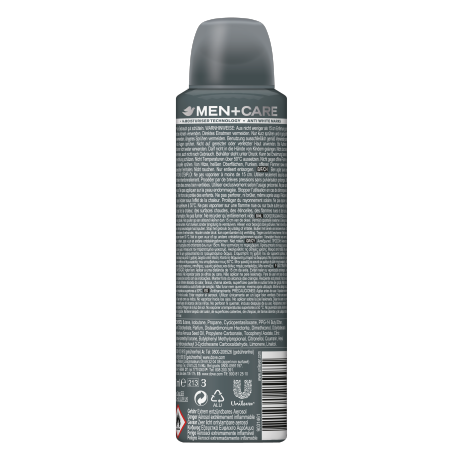 PNG - Dove MEN+CARE Anti-Transpirant Invisible Dry Deo-Spray