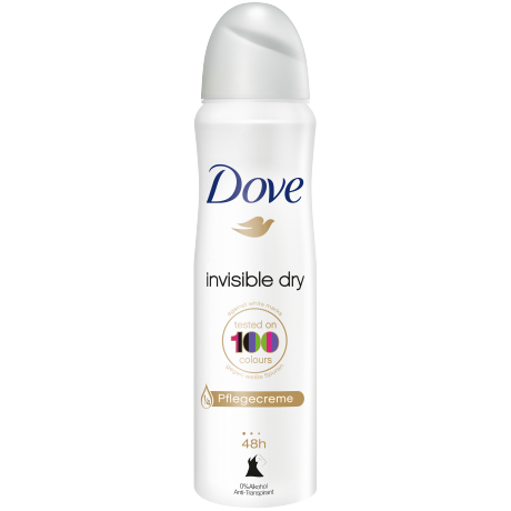 Dove Invisible Dry Anti-Transpirant-Spray 150 ml
