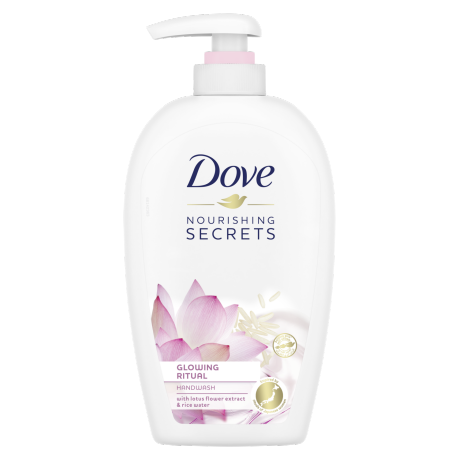 Dove Hand wash Glowing Ritual - Lotus 250ml
