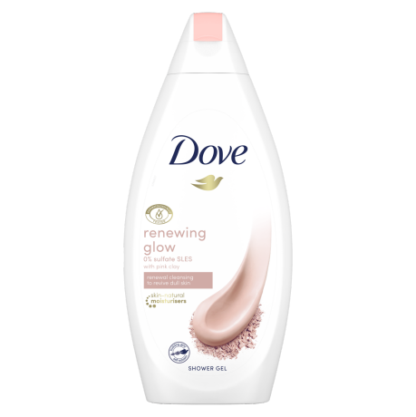 Dove Renewing Glow Body wash 500ml