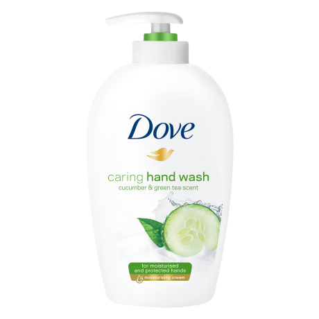 Dove Handzeep Fresh Touch 250ml
