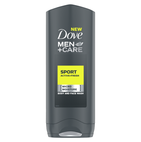 Dove Sport Active+Fresh Douchegel 250ml