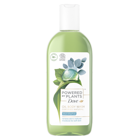 Dove Powered by Plants Eucalyptus Douchegel 250ml