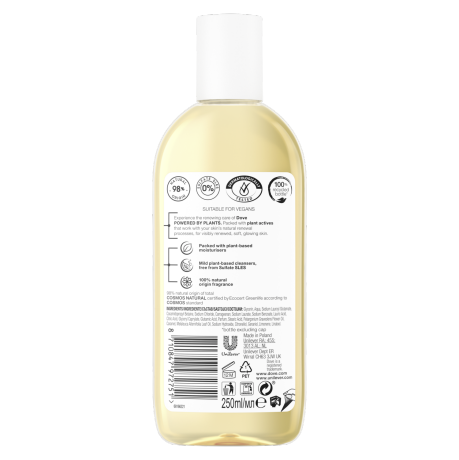 PNG - Dove SHOWER GEL 250 ML