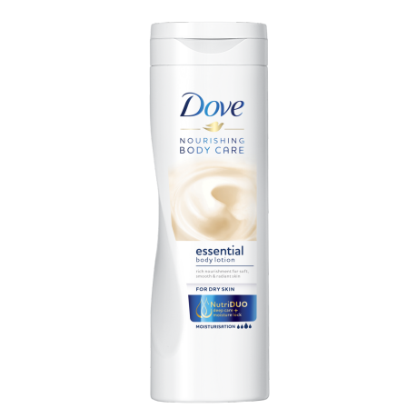 Dove Essential Nourishment Lotion corporelle 400ml