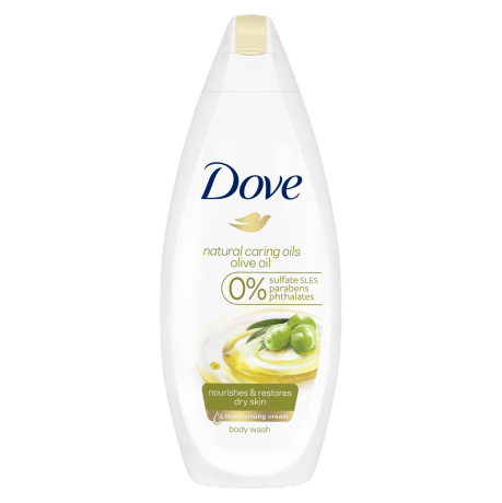 Dove Olive Oil Gel douche 250 ml