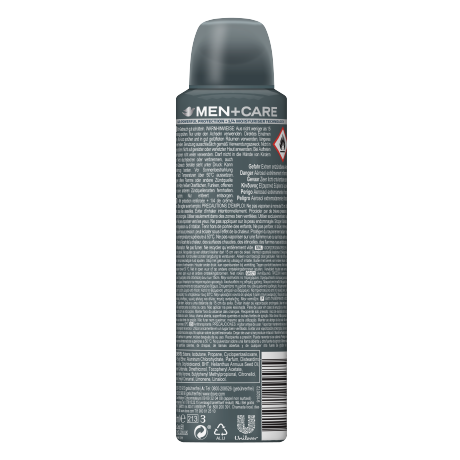 PNG - Dove Men+Care Anti-Transpirant Deodorant Spray Invisible