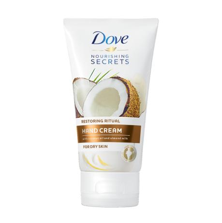 Dove Nourishing Secrets Restoring Ritual Crème pour les mains 75 ml