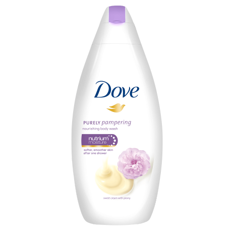 Dove Douchecrème Purely Pampering Sweet Cream & Peony