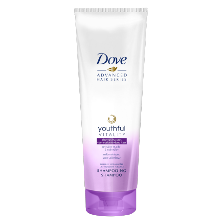 Dove Shampooing Advanced Hair Series Youthful Vitality 250ml