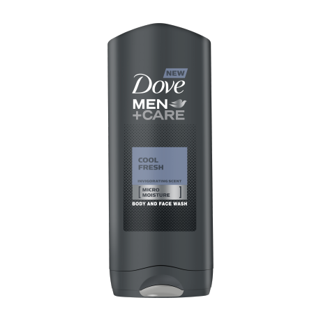 Dove Gel Douche Cool Fresh 400ml