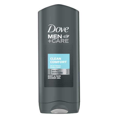 Dove Gel Douche Clean Comfort 400ml