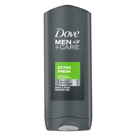 Dove Gel Douche Extra Fresh 400ml