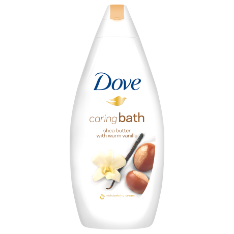 Dove Bain Moussant Purely Pampering Shea Butter 750ml