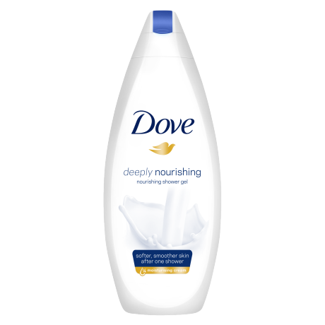 Dove Deeply Nourishing Douchegel 250ml