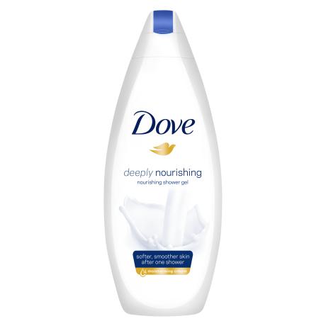 Dove Douchecrème Deeply Nourishing 250ml