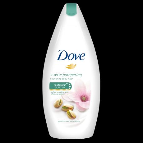 Dove Purely Pampering Pistachio Cream with Magnolia Crème de Douche 250ml