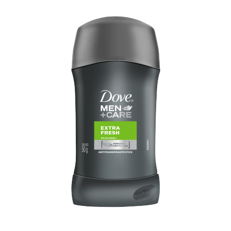 Desodorante Dove Men Extra Fresh Barra 50g