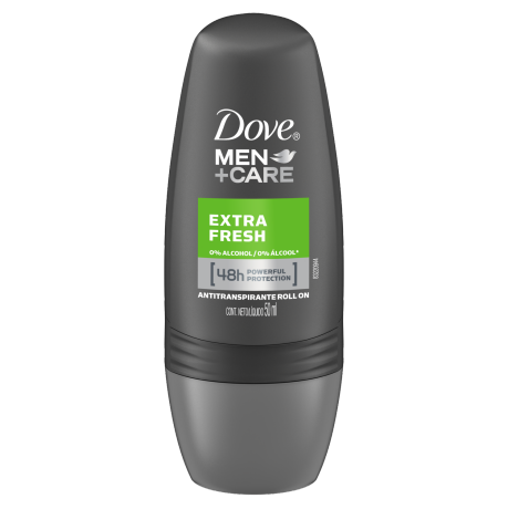 Desodorante Dove Men Extra Fresh Roll-On 50ml