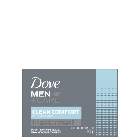Dove Men+Care Jabón Pastilla 90g