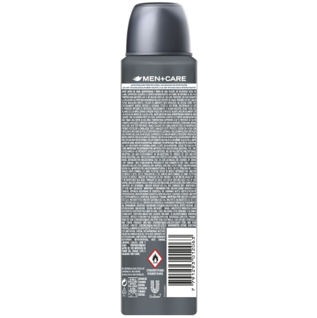 PNG - Desodorante Antitranspirante Aerosol Dove Men + Care Extra Fresh 150ML