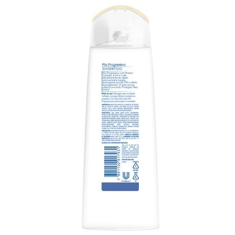 PNG - Dove Shampoo Pós Progressiva