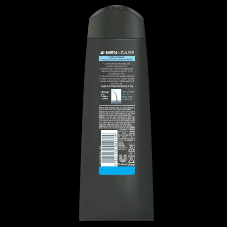 PNG - Dove Men+Care Shampoo Proteção Anticaspa 200ml